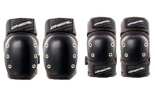 O'Neal Slam Pad Starter Set Knee and Elbow Guard black